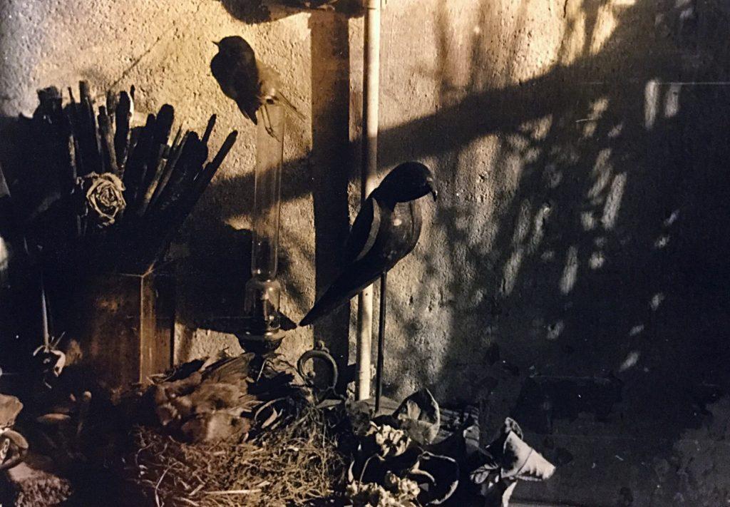 藤崎孝敏(Cauvine)のアトリエの写真