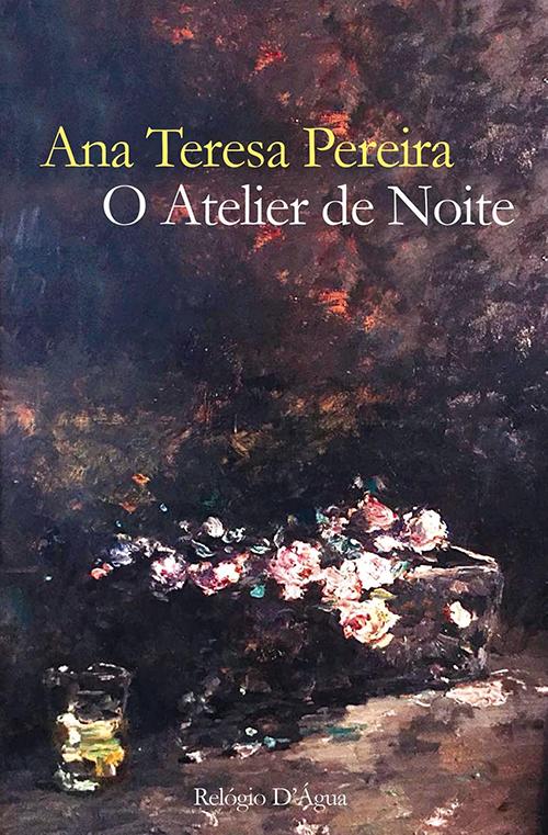 Ana teresa Pereira book cover / 藤崎孝敏 画